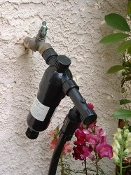 Fertilizer Injector for small gardens & GT2